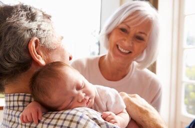 おばあちゃまが3名誕生しました!