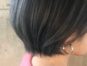 髪の毛また短くなりました(笑)