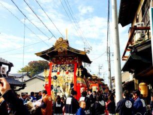 ユネスコ無形文化遺産「上野天神祭」